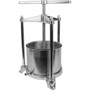 5 Liters Stainless Steel Fruit and Wine Press  810505
