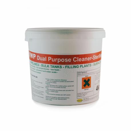 VWP 4kg Cleaner Steriliser