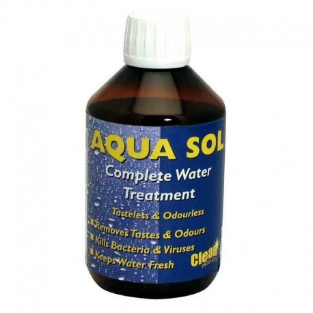 Aqua Sol Complete Water Purifying Treatment