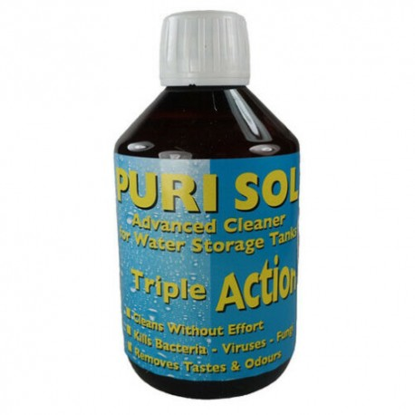 PURI SOL - Advanced Water Storage Tank Pipes Cleaner