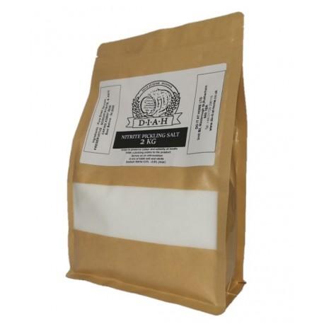 NITRITE PICKLING SALT 25 kg bag