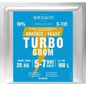 Drożdże gorzelnicze Turbo Grom 48h 100L 403300