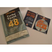 Aclocec Turbo Yeast 48 plus Turbo Klar 24 Set