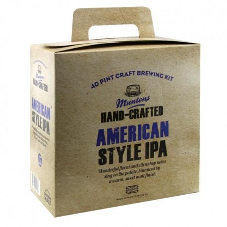 Muntons American Style IPA Beer Kit 3.6kg