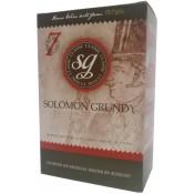 Solomon Grundy 7 day 6 bottle zestaw do wina - Pól wytrawne Biale
