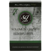 Solomon Grundy Country - Elderflower - 6 Bottles Wine Kit