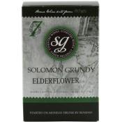 Solomon Grundy Country - zestaw do wyrobu  wina - Czarny Bez - 6 bottles