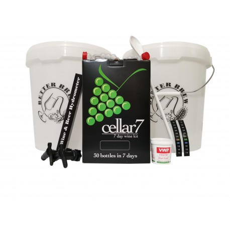 Cabernet Sauvignon Cellar 7 Wine Starter Set