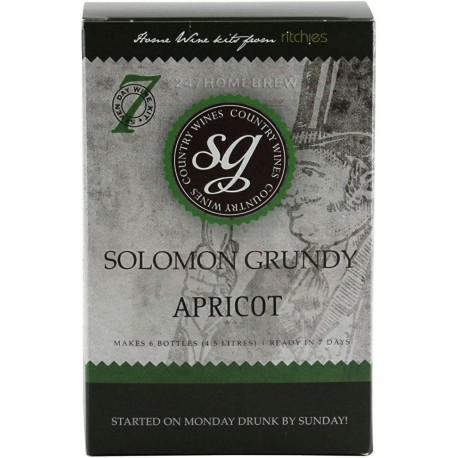Solomon Grundy Country - Apricot - 6 Bottle