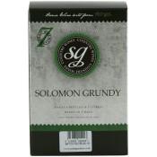 Solomon Grundy Country - Borówka - zestaw do wyrobu  wina