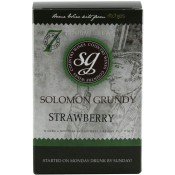 Strawberry - Solomon Grundy Country   - 6 Bottles Wine Kit