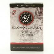 Solomon Grundy Classic - Pół wytrawne Białe  - zestaw do wyrobu wina