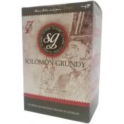 Solomon Grundy Classic -  Pół wytrawne czerwone  - zestaw do wyrobu wina