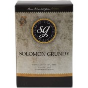 Solomon Grundy Gold - Chardonnay zestaw do wina