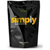 Simply Beer - Lager - zestaw do piwa