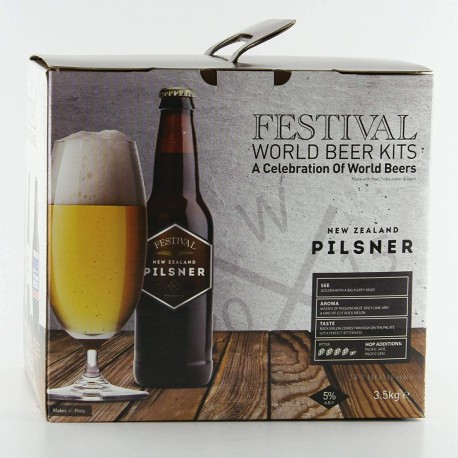 Festival World Beers -