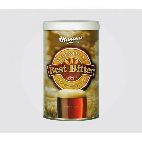 Muntons Premium  - Best Bitter - Beer   Making Kits