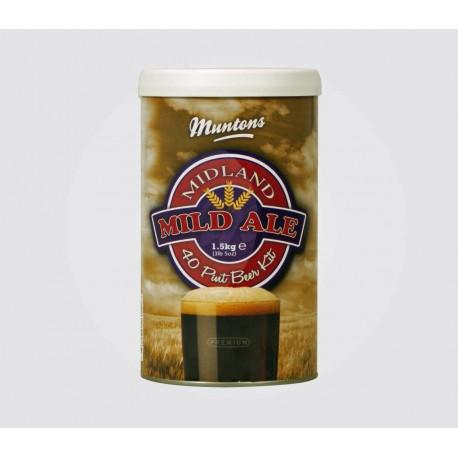 Muntons Premium  - Midland Mild- Beer  Making Kits