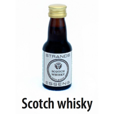 Scotch Whisky Alcohol Essence