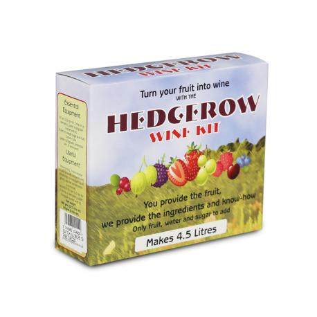 Hedgerow Wine Kit 6 Bottle