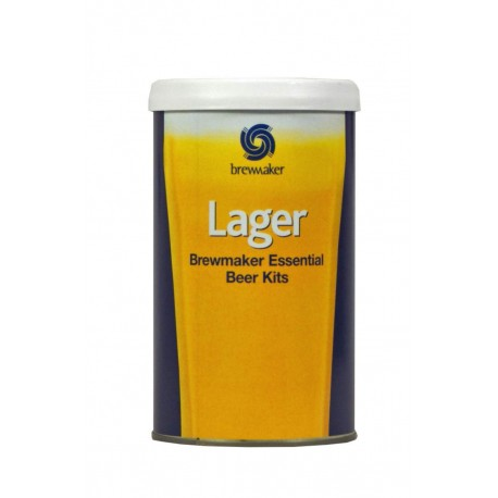 Brewmaker Essential -  Lager  - beer kit