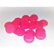 Raspberry Boottle crown caps 26mm x 100