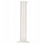 Measuring  Graduated  Jar with  standing base - Plastic Capacity: 250ml