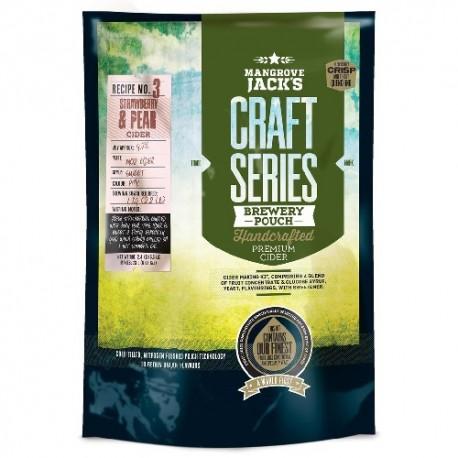 Mangrove Jacks Craft Series Cider Kit - Apple  - 2.4kg