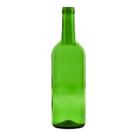 Wine bottle green 75cl