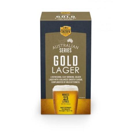 Mangrove Jacks Beer Kit  Australian Brewers Series Golden Lager