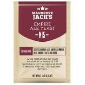 Mangrove Jacks Craft Series Beer Yeast -  M15 Empire Ale 10g