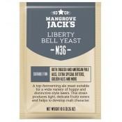 Mangrove Jacks Craft Series Beer Yeast - M36 Liberty Bell Ale 10g