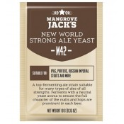 Mangrove Jacks Craft Series Beer Yeast - M42 New World Strong Ale 10g
