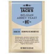 Mangrove Jacks Craft Series Beer Yeast - M47 Belgian Abbey 10g