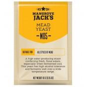 Mangrove Jacks Craft Series Beer Yeast - M05 Mead 10g