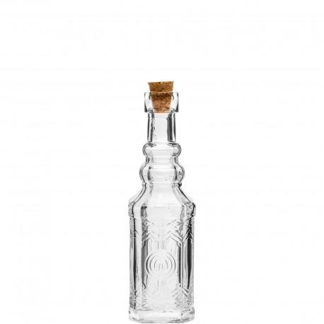 Glass Bottle - Babel - 50 ml bottle with a cork - 631070