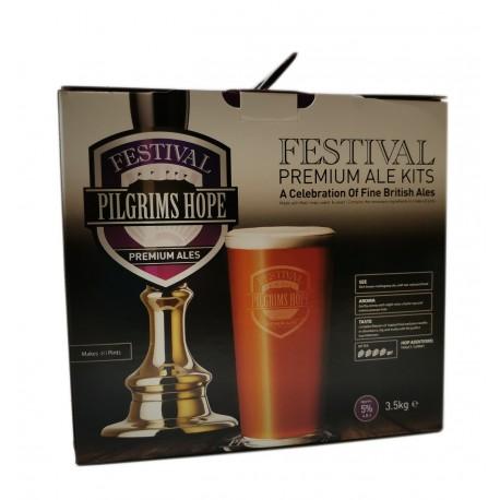 Festival Premium Ale - Pilgrims Hope Dark Bitter   - beer kit