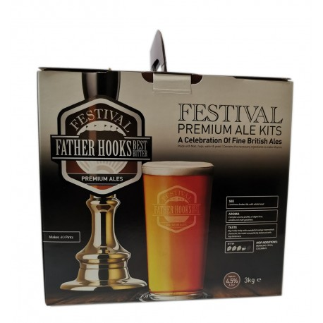 Festival Premium Ale - Father Hooks Best Bitter  - beer kit