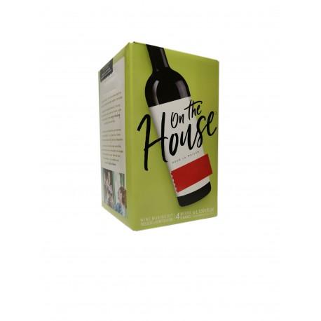 On The House - Sauvignon Blanc Wine Kit