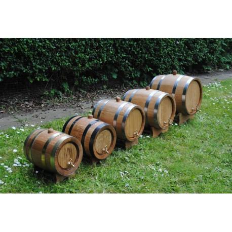 3L Oak Barrel
