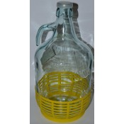 Glass container demijohn 5 L