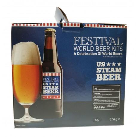 Festival World Beers - US Steam Beer - kit