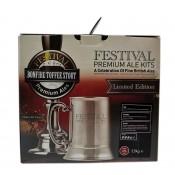 Festival Premium Ale -  BONFIRE T offee STOUT- beer kit