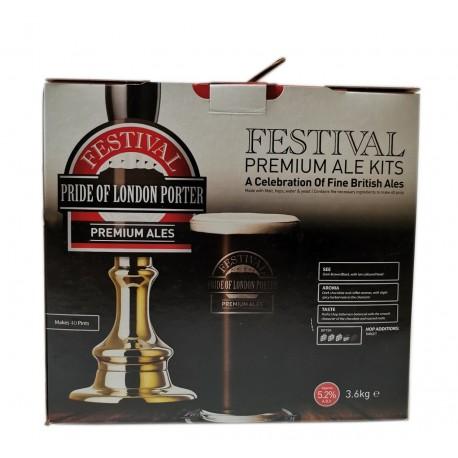 Festival Premium Ale -  Pride Of London Porter  - beer kit