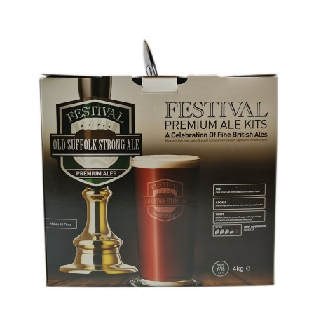 Festival Premium Ale - Old Suffolk Strong Ale  - beer kit
