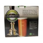 Festival Premium Ale - Landlords Finest Bitter - beer kit