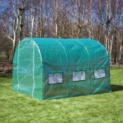 Garden (foil) greenhouse 2x3x2m