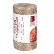 Sznur lniany wędliniarski matowy - 250g (240C)