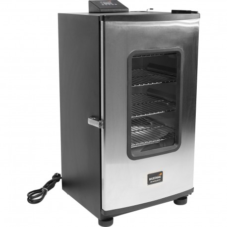 Electric smoker MUSTANG  with thermostat EU-PLUG