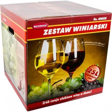 Winemaking  Starter  Kit  25l  BROWIN 400030